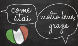 Basic Italian Greetings